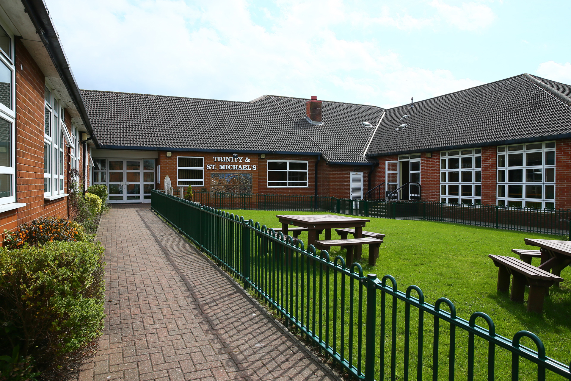 Trinity St Michael's CE and Methodist Primary School